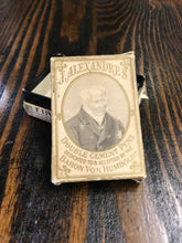 Load image into Gallery viewer, Beautiful Vintage J. Alexandre's Double Cement Pens Packaging - TheBoxSF