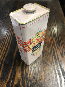 Vintage Weyer's 3 Roses Talcum Powder Tin Packaging - TheBoxSF