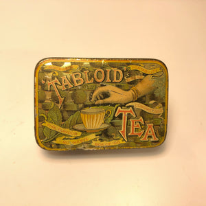 Vintage Amazing Tabloid Tea Can