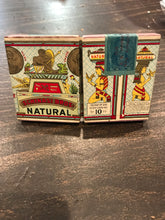 Load image into Gallery viewer, Vintage Schinasi Bros. Natural Egyptian Cigarete Box - TheBoxSF