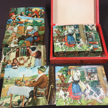 Load image into Gallery viewer, Old Vintage, CUBE PUZZEL, Toys & Games - TheBoxSF