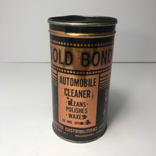 Load image into Gallery viewer, Vintage Gold Bond Auto Cleaner