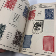 Load image into Gallery viewer, Vintage General Catalogues of Playing Cards