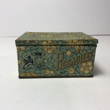 Load image into Gallery viewer, Closed Picadilly Tobacco tin showing graphics/ design