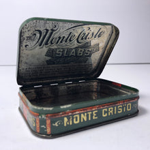 Load image into Gallery viewer, Vintage Monte Cristo Slabs Tin