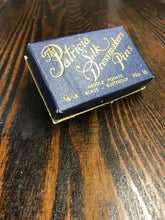 Load image into Gallery viewer, Beautiful Patricia Silk Dressmakers Pins Box - TheBoxSF