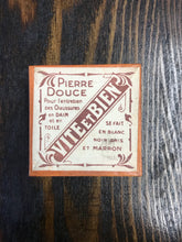 Load image into Gallery viewer, Vintage French Bathroom Cleaning Soap Packaging with Bar of Soap Inside - TheBoxSF