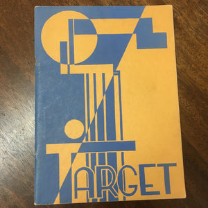 The TARGET Book January 1936 BERKLEY High School - TheBoxSF