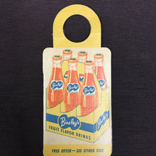 Load image into Gallery viewer, Old vintage German SEWING Needles for Bireley's Fruit Flavored Drinks - TheBoxSF