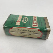 Load image into Gallery viewer, Vintage Durkee's Famous Food Sage Can