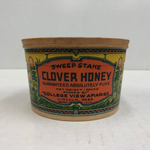 VintageClover Honey Sweep Stake Package Can