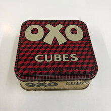 Load image into Gallery viewer, Vintage Oxo Cubes tin
