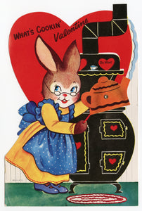 Assorted Unused 1950's VALENTINES with Envelopes || What's Cookin'