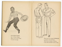 Load image into Gallery viewer, 1950's Big Smith Clothing Promotional Coloring Book, Menswear, Jeans