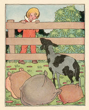 Load image into Gallery viewer, Antique 1923 Mother Goose Jingles Illustrated Children's Book