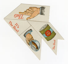 Load image into Gallery viewer, Antique CHASE & SANBORN Coffee, Tea Promotional Advertising Puzzle