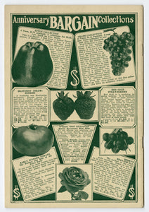 1930 Antique BERRY SEED CO. Seed Catalog, 35th Anniversary, Farming, Plants