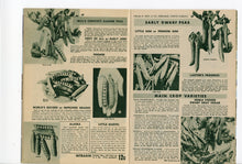 Load image into Gallery viewer, 1946 Vintage OSCAR H. WILL Seed Catalog, Bismark, ND, Gardening, Farming, Plants