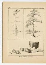Load image into Gallery viewer, 1910 Prang's Instructional PROGRESSIVE DRAWING BOOK V, Children's Art