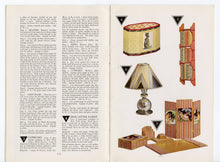 Load image into Gallery viewer, 1928 Art Deco Decorating LE PAGE'S CRAFT CREATION IN THE MODERN MANNER Art Book