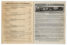 Load image into Gallery viewer, 1896 Antique EDWARD F. DIBBLE SEED CATALOG, Potatoes, Vegetables, Farming