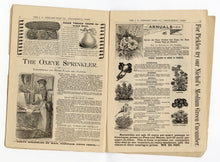 Load image into Gallery viewer, 1890 J. D. Stewart Seed Co. Seed Annual Catalog, Farming, Gardening, Springfield, Ohio