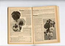 Load image into Gallery viewer, 1929 FERRY'S SEED ANNUAL Catalog, Farming, Gardening, Flowers