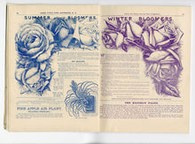 Load image into Gallery viewer, 1894 VICK'S FLORAL GUIDE Seed Catalog, Rochester, New York, Garden, Flowers