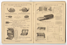 Load image into Gallery viewer, 1883 Antique CATALOGUE OF BRUSHES, Painting, Grooming, Commercial