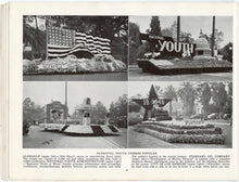 Load image into Gallery viewer, 1940 Vintage TOURNAMENT OF ROSES PARADE BOOK, Pasadena, Rose Bowl, Football