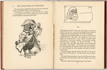 Load image into Gallery viewer, 1911 PINOCCHIO: TALE OF A PUPPET Illustrated Children's Book, Charles Folkard