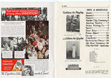 Load image into Gallery viewer, 1936 EL TORO Official 'Spardi Gras' Program, San Jose State Magazine, Period Ads