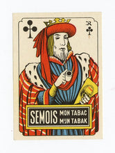Load image into Gallery viewer, Mid-Century Tobacco Brand Playing Card Suits Matchbox Labels, Set of 12
