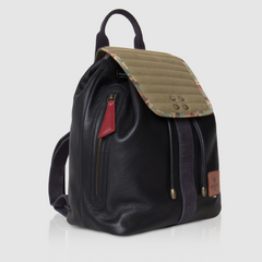 WOMEN BACKPACK ESERCITO 1659