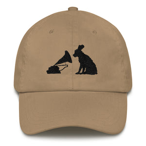 "Full Force HiFi ""His Master's Voice"" Embroidered Dad Hat"