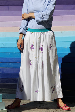 T-CLOTH skirt No 100