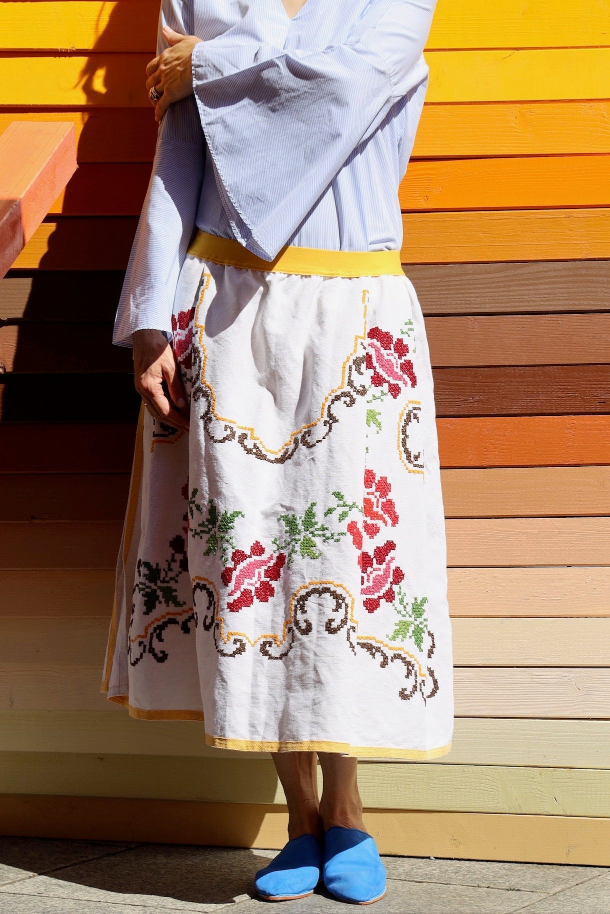 T-CLOTH skirt No 113