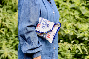 T-CLOTH clutch No 137