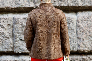T-CLOTH fur jacket No 332