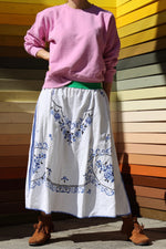T-CLOTH skirt No 81