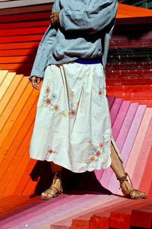 T-CLOTH skirt No 86