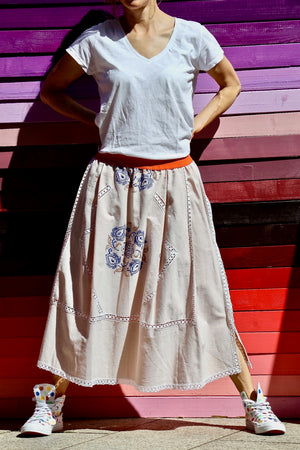 T-CLOTH skirt No 93