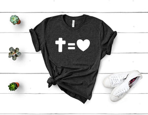 Cross Short Sleeve Tee