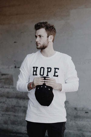 H O P E Long Sleeve T-Shirt
