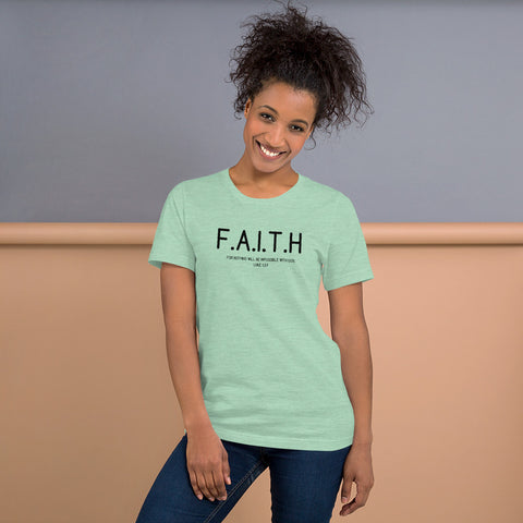 Image of Faith Tee