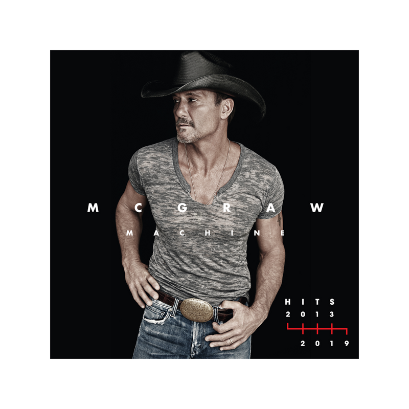 McGraw Machine Hits Digital Album