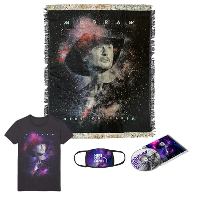 Here on Earth CD Deluxe Bundle