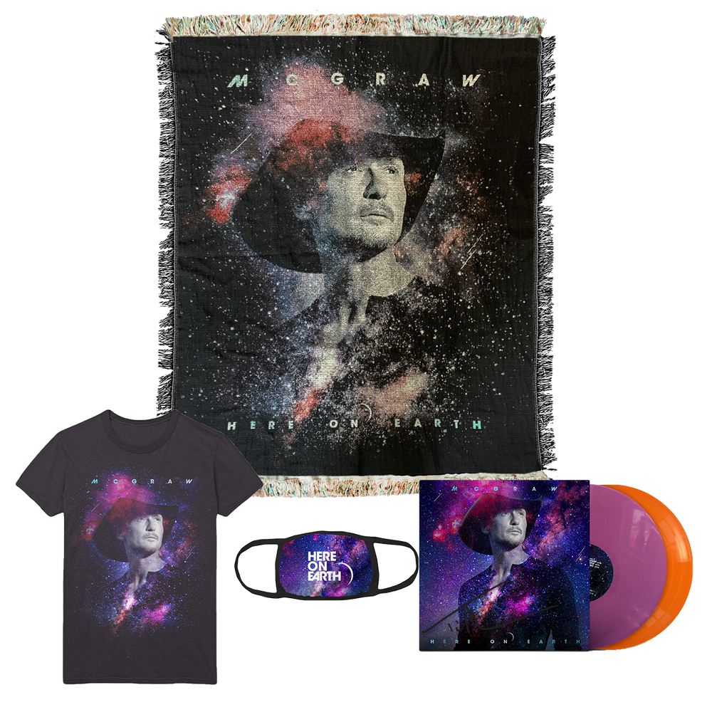 Here on Earth Exclusive Vinyl Deluxe Bundle