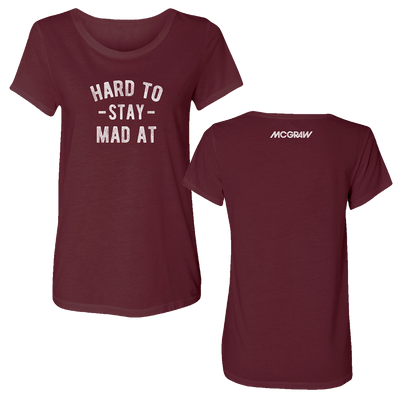 Hard to Stay Women's Tee