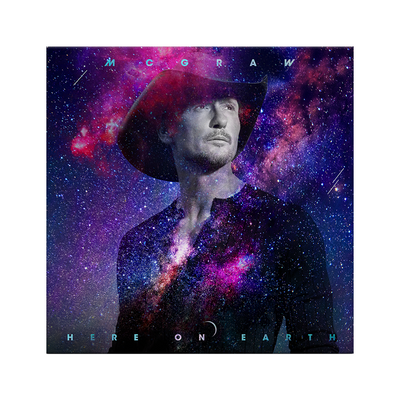 Here on Earth Digital Album-Tim McGraw